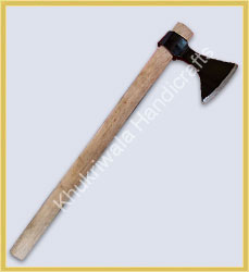 Medieval Weapons  gt  Axes Viking Battle AxeDouble Sided Axe Tattoo